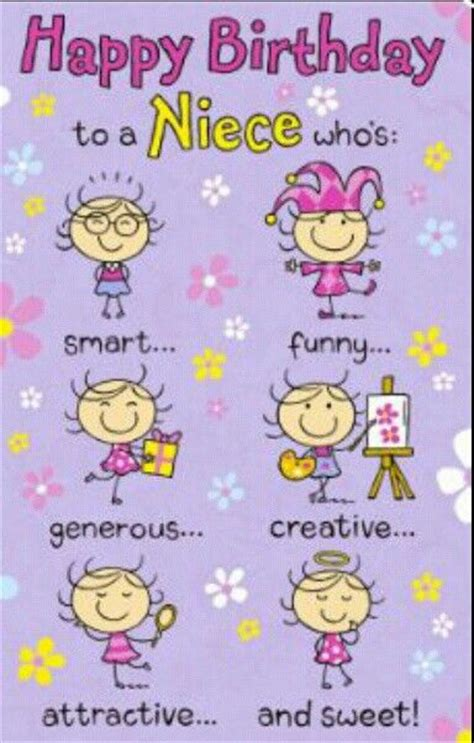 Happy 3rd Birthday Niece Quotes 40 Best Niece Images On Pinterest Thoughts Birthday