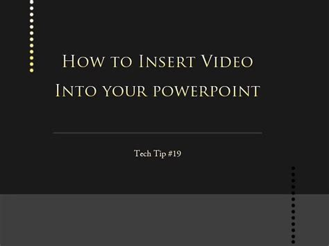 how to insert how to insert in powerpoint