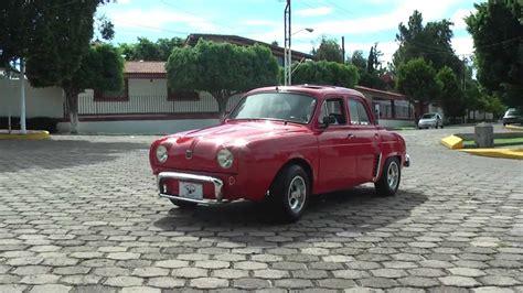 1961 renault dauphine dauphine gordini 1961 renault youtube