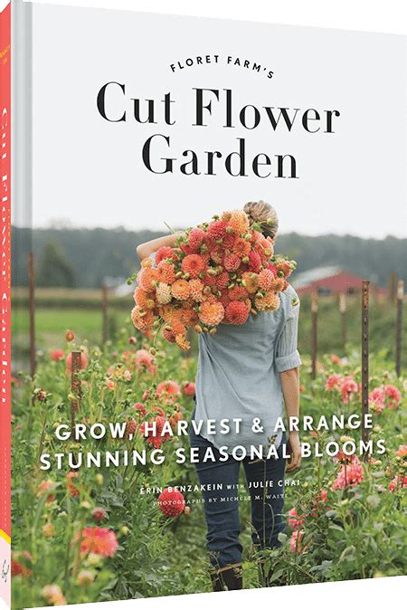 Cut Flower Garden List Book Floret Flowers