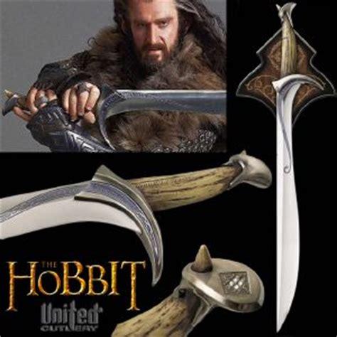 Un Hobbit Définition by The Hobbit Epee Quot Orcrist Quot De Thorin Oakenshield