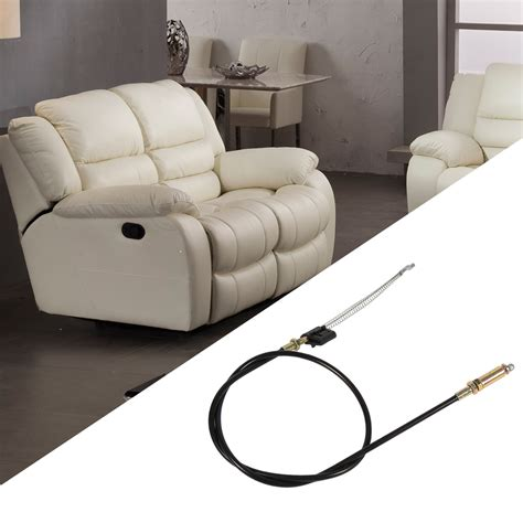 Replacement For Recliner by Replacement Recliner Cable Handle Sofa Chair Release Lever Furniture Part Ebay