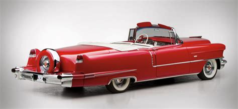 Two Cadillacs 1956 Cadillac Series 62 Convertible Sells For Nearly 300