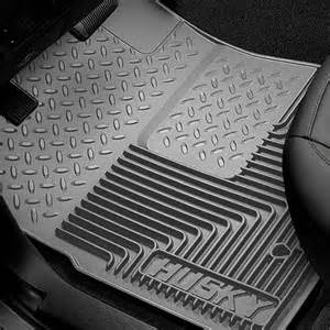 Floor Mats Lincoln Town Car Husky Liners 174 Lincoln Town Car 1990 2004 Heavy Duty