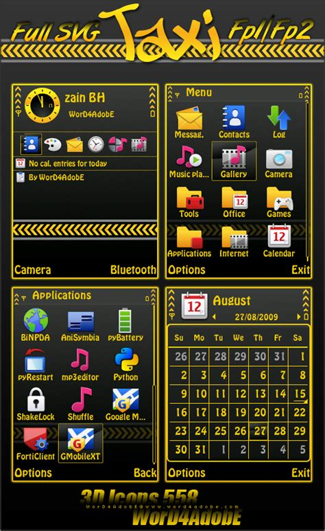new themes s60v3 mobile phone tool download taxi s60v3 full svg themes