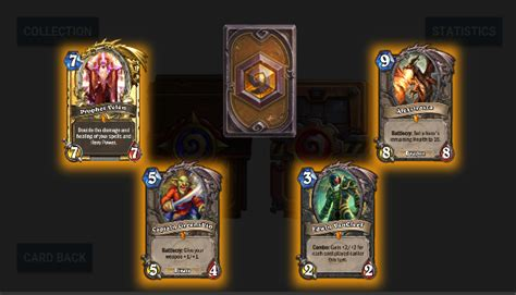 Can You Gift Card Packs In Hearthstone - pack simulator for hearthstone android apps on google play