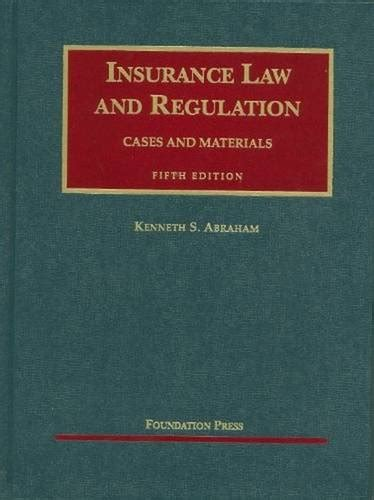 estates and trusts cases and materials 5th casebookplus casebook series books insurance and regulation cases and materials 5th