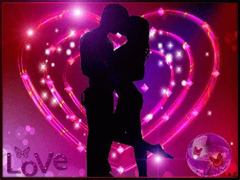 imagenes de amor love you pareja bes 225 ndose coraz 243 n s 243 lo imagenes de amor