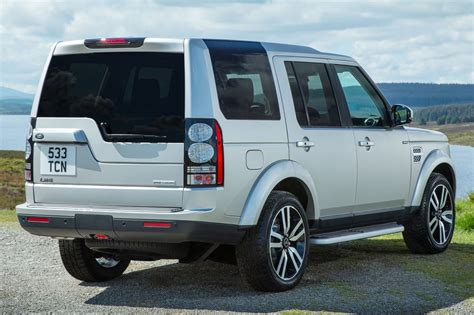 2016 Land Rover Lr4 Suv Pricing For Sale Edmunds