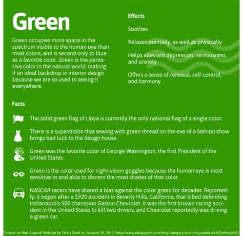 what mood is green 25 best ideas about mood color meanings on pinterest
