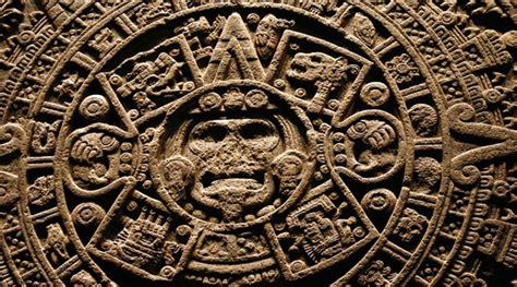 Calendario Azteca Significado De Sus Signos La Piedra Sol S 237 Mbolos Y Significados De Este