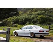 BMW 525i On Style 5 Wheels  Rides &amp Styling