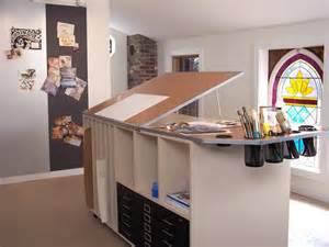 art studio desks diy home decor and decorating ideas diy