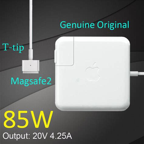 Adaptor Original Apple 85w Magsafe 2 A1424 20v 4 25a Include popular 85w magsafe 2 buy cheap 85w magsafe 2 lots from