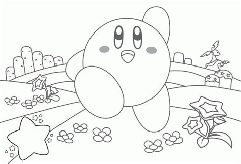 nintendo kirby coloring pages to print 15 kirby coloring pages print color craft