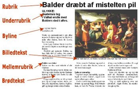 tekst layout reportage layout og sproglige virkemidler dansk