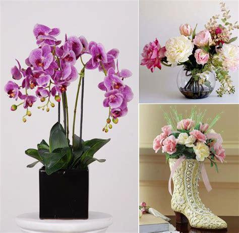 home decor silk flower arrangements beautiful artificial silk flower arrangements for home