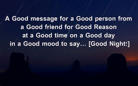 good night message for someone special for him top 20 beautiful quotes for friends lovequotesever