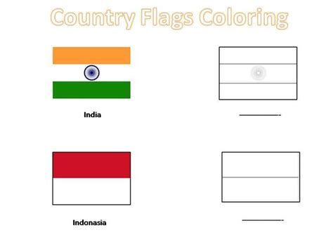 how to draw country flags