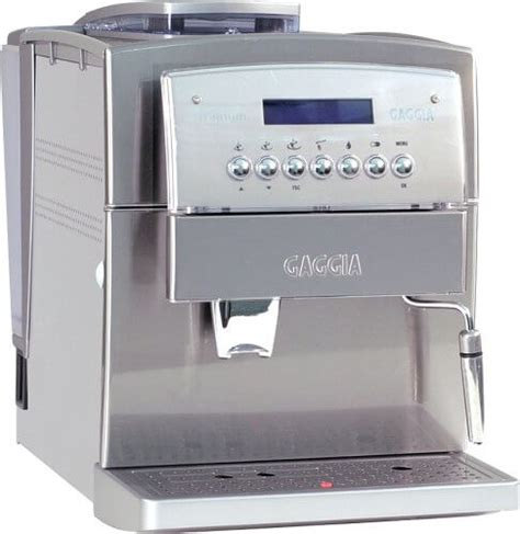 2016 Gaggia Titanium Espresso Machine Review