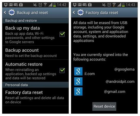 reset android lg g3 how to factory reset the lg g3 for better performance