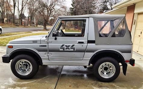 suzuki jimny sj410 1985 sj410 autos post