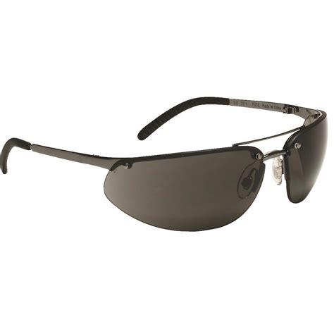 fuse wraparound metal frame safety glasses gempler s