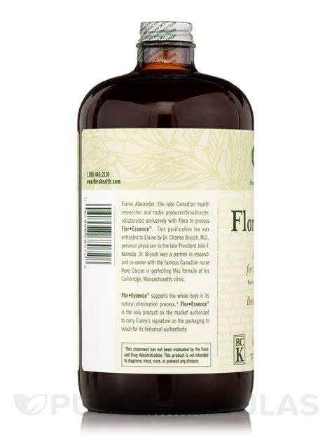 Flor Essence Gentle Detox Non Liquid by Flor Essence 174 Liquid 32 Fl Oz 946 Ml