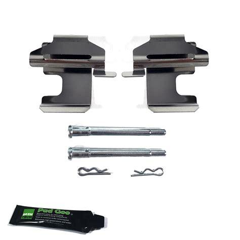 fiat panda 2003 gt front brake pad fitting kit pad pin kit