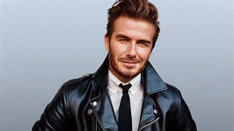 Beckhams New Hair Do by The Best David Beckham Hairstyles Of All Time The Trend