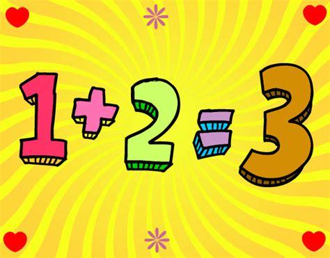 imagenes de matematicas para facebook dibujo de una sumita de numericoos pintado por mirih