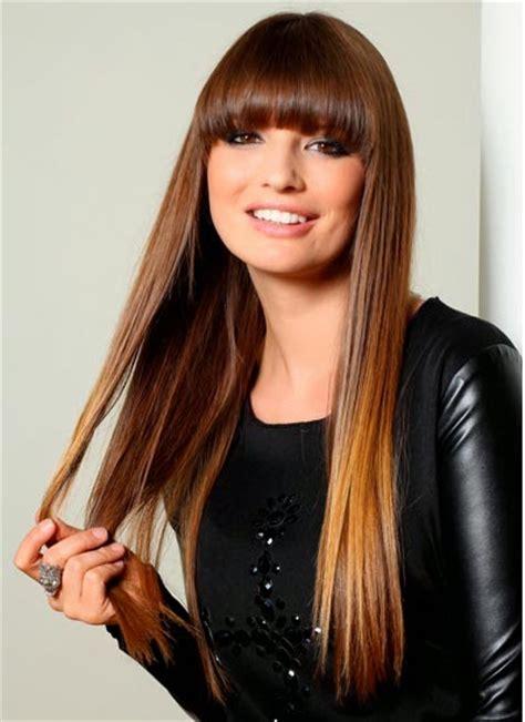haircut for long straight hair 2015 90 tagli di capelli lunghi per il 2016
