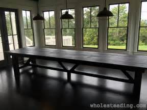 Dining Room Farm Tables Farmhouse Dining Room Table Wholesteading Com