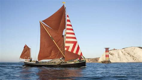 fishing boat hire on the thames thames barge