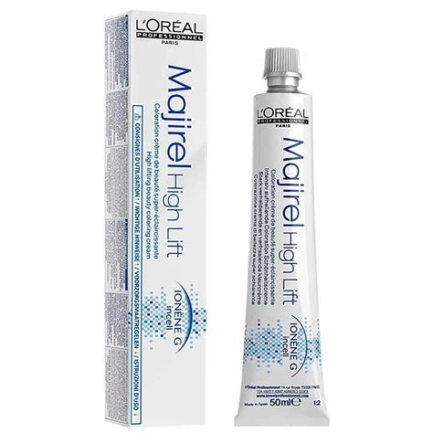 L Oreal Professionnel Majirel l or 233 al professionnel majirel high lift 50ml permanent