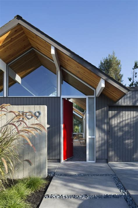 sunnyvale eichler remodelrenovation images  pinterest modern contemporary homes