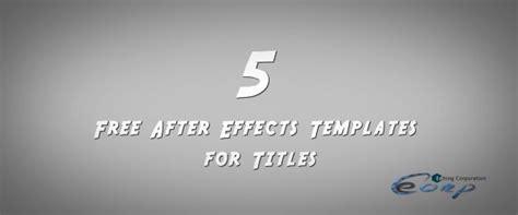 7 Best Element 3d Logo Reveal After Effects Templates Editable After Effects Templates Free
