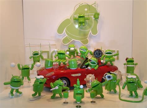 android figures androski android figures