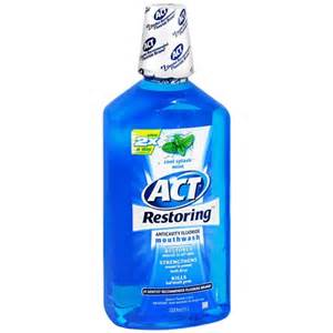 Interior Car Wash Coupons Right Now At Target Act Mouthwash Is On Sale For 5 29