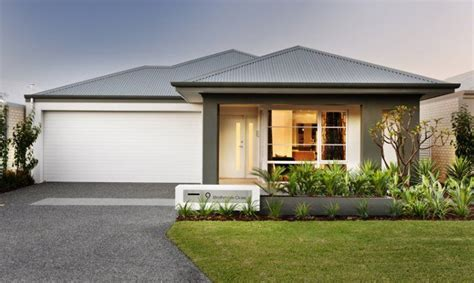 house designs perth wa like the colour feature of column and window surround front elevations single story pinterest