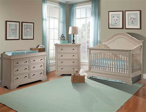 White Baby Bedroom Furniture Sets by Stella Baby And Child Athena 3 Nursery Set In