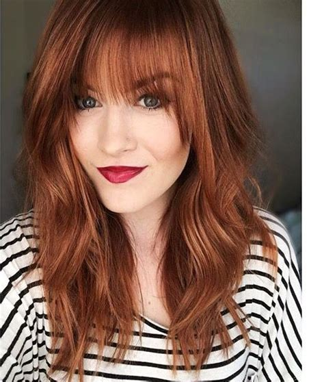 colored bangs best 25 colored bangs ideas on pastel orange