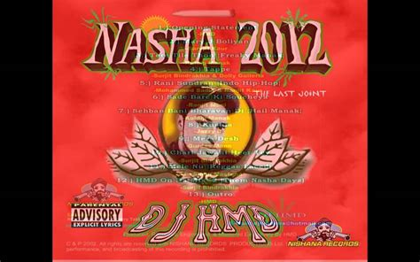 Dj Hmd Nasha Detox Songs by Dj Hmd Nasha 2012 Hmd On The Mix Boliyan Feat