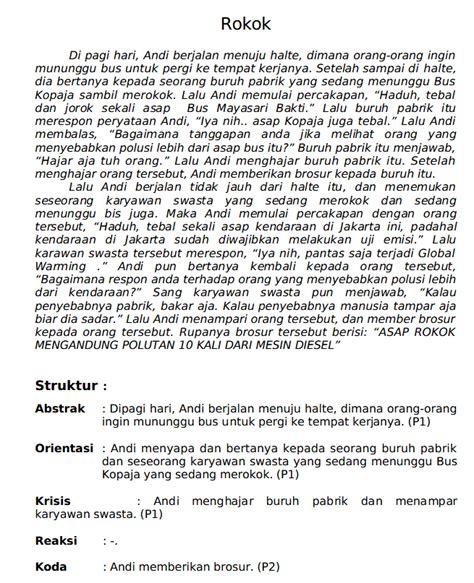 urutan membuat teks anekdot 13 contoh teks anekdot beserta strukturnya lengkap