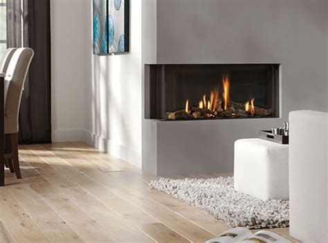 modern design idea for two sided corner fireplace living bidore 95 element4 corner direct vent gas fireplace