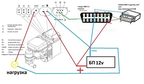 webasto wiring diagram images electrical circuit