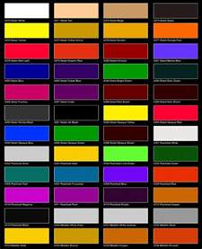 maaco colors maaco paint colors chart similiar maaco paint colors