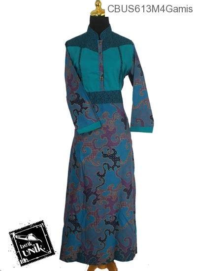 Baju Muslim Gamis Abaya Syar I Kerah Turtle baju batik sarimbit gamis katun motif jagad krokot gamis batik murah batikunik