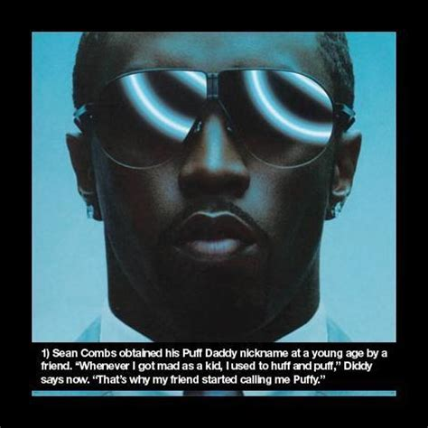 You Cant Use That Name Diddy by 12 Things You Didn T About P Diddy Features
