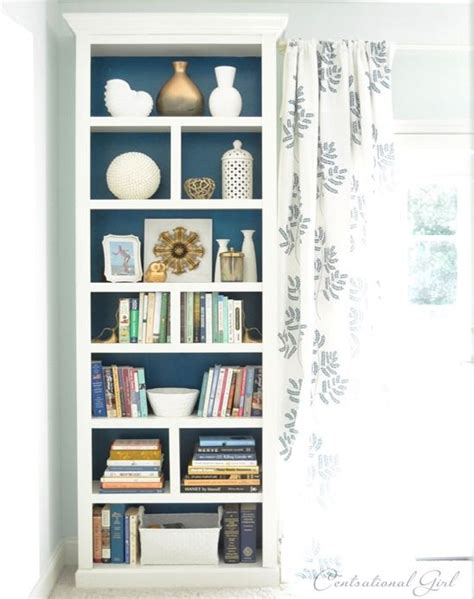 Diy Easy Modified Ikea Billy Bookcases To Give High End Diy Custom Bookshelves